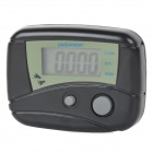 "Multifunction Portable 0.3"" LCD Screen Electronic Pedometer (2 PCS)"