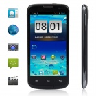 "Utime U100s MTK6582 Android 4.2 Quad-Core WCDMA Bar Phone w/ 4.6"", Wi-Fi, GPS - Black"