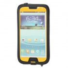 Ipega PG-Si019 Protective Waterproof Case for Samsung Galaxy S4 i9500 / S3 i9300 - Yellow
