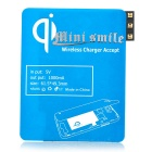 ZY-408 Wireless Charging Receiver for Samsung Galaxy Note 3 N9000 - Blue