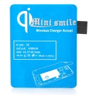 ZY-409 Wireless Charging Receiver for Samsung Galaxy S3 i9300 - Blue