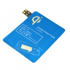 ZY-411 Wireless Charging Receiver for Samsung Galaxy Note II N7100 - Blue