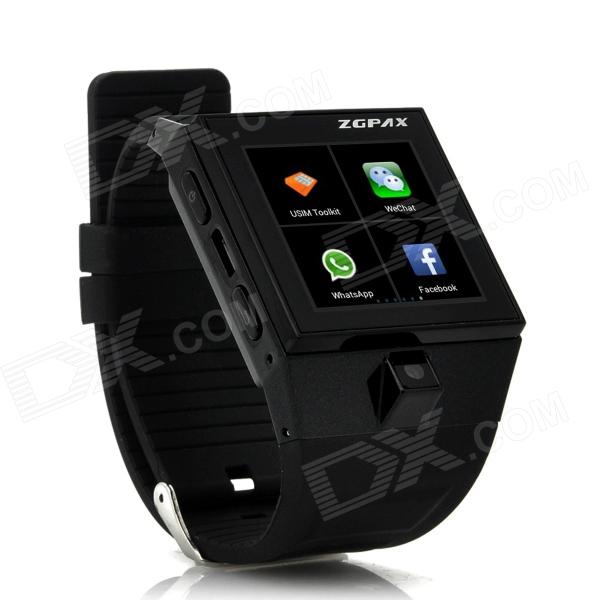 Wearable Smart Phone Watch ZGPAX S5 1.54