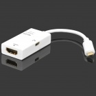 MYDP Slimport to HDMI Adapter for Google Nexus 4 LG E960 / LG Optimus G Pro - White