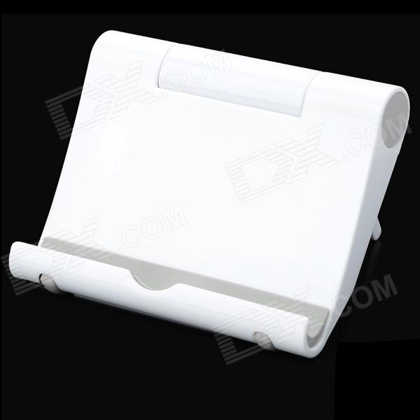 90 Degree Adjustable Desktop Stand for Iphone / Ipad - White