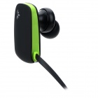 Avantree AS8 Sports Dual-Channel Bluetooth V2.1 Stereo Headset w/ Microphone - Black + Grass Green