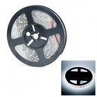 HML Waterproof 72W 6000lm 6500K 300 x SMD 5630 LED White Car Decoration Light Strip - (12V / 5M)