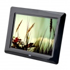 "C131021001 8"" TFT Desktop Digital Photo Frame w/ SD / 3.5mm - Black (US Plug)"