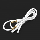 1080P HDMI to VGA + 3.5mm AV Adapter w/ Cables - White