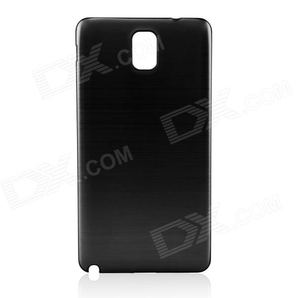 Replacement Brushed Aluminum Alloy Back Cover Housing Case for Samsung Galaxy Note 3 N9000 - Black original a1706 a1708 lcd back cover for macbook pro13 2016 a1706 a1708 laptop replacement