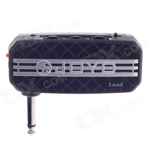 JOYO Lead JA-03 Mini Guitar Amplifier - Black (2 x AAA) joyo ja 03 mini guitar amplifier with metal sound effect