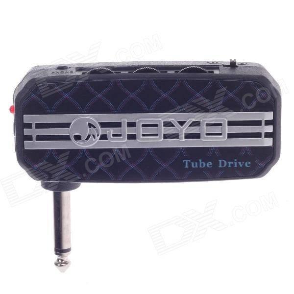 JOYO JA-03 tube drive Mini Guitar Amplifier - Black (2 x AAA) joyo ja 03 mini guitar amplifier with metal sound effect