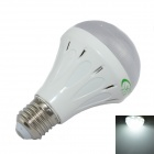 XinYiTong CF-LED-128-1 E27 7W 600lm 6500K 27-SMD 2835 LED White Light Lamp Bulb - White (85~265V)