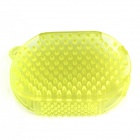 Fat Loss Massager Shower Brush - Fluorescent Green