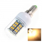 GCD Q2 E14 5W 250lm 2500K 46 x SMD 2835 LED Warm White Light Lamp Bulb - White (AC 220~240V)