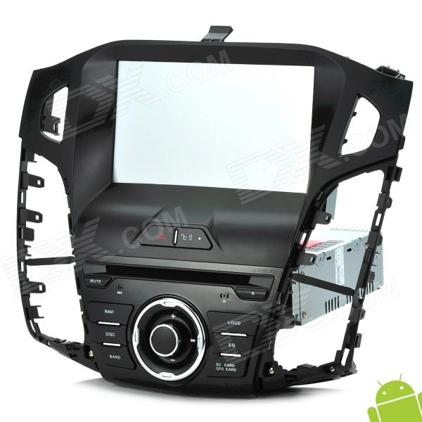 """Klyde KD-8018 8"""" Screen Android 4.0 Car DVD Player w/ Wi-Fi, 4GB TF, 1GB Memory for Ford 2012 Focus"""