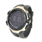 Spovan Mingo-I-B Multifunction Sports Digital Quartz Wrist Watch w/ Compass / Barometer / Sensor