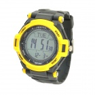 Spovan Mingo-II-Y-A Multifunction Sports Digital Quartz Wrist Watch w/ Compass / Barometer / Sensor