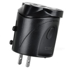 Travelling Universal Power Adapter with Safety-Circuit