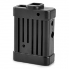 Raspberry Pi Type B 512M Fixing Housing Case - Black