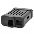 Type B 512M Fixing Housing Case for Raspberry Pi - Black
