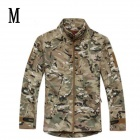 ESDY ESDY-0107 Commander Outdoor Sports Waterproof Warm Polyester Jacket for Men - Camouflage (M)