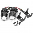 Carking 06 H3 35W 2800lm 4200K White Car HID Front Foglight (9~12V / 2 PCS)