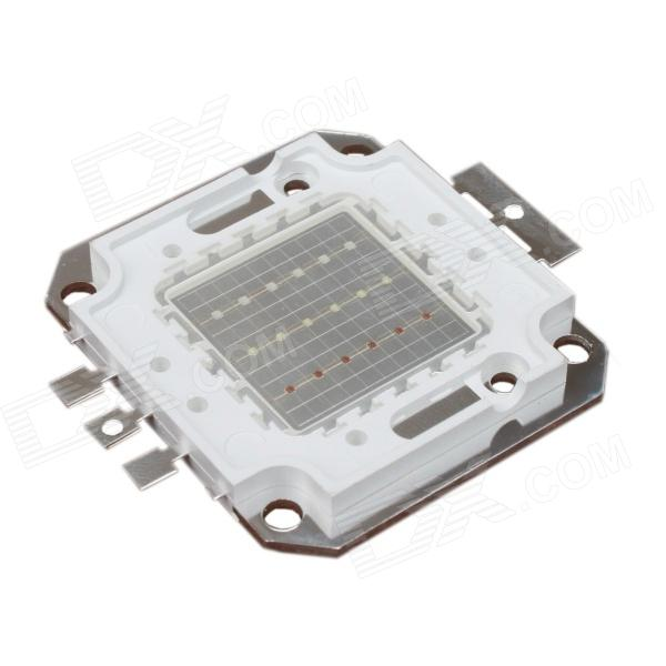 20W RGB LED Light Module - Silver (6 Series and 3 in Parallel) 50w integrated rgb led light bulb 8 series and 6 in parallel