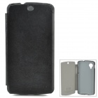 KALAIDENG England Series Protective PU Leather Case for LG Nexus 5 - Black