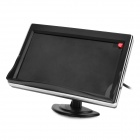 "5"" LCD Display Screen Car Rear-View Suction Cup Security Monitor w/ Holder (480 x 800 Pixels)"