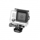 Fat Cat High Precision CNC Alluminum Alloy Lens Strap Ring for Gopro Hero 3+