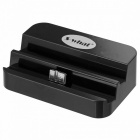 S-What 5V Charging + Data Transmission Dock Cradle for Samsung Galaxy Note 3 / N9000 - Black