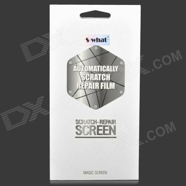 S-What Protective Auto Scratch Repair PET Screen Protector for Samsung Galaxy Note 3 - Transparent what pet should i get