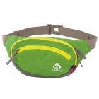 HASKY CY-084 Outdoor Sports Nylon Waist Bag - Fruit Green