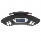 Steering Wheel Mount A2DP Bluetooth Caller ID Handsfree + MP3 Player FM Transmitter (SD/USB Host)