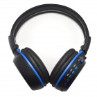 N85S Bluetooth v2.1 Stereo Headset Headphones for Iphone 4 / 4s - Black