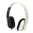 OVLENG X2 Hi-Fi Headset Headphone w/ Microphone - White