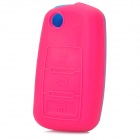 GEL180 Silicone Car Key Case for Volkswagen, POLO, Passat, Tiguan, Touareg, Touran, Golf 6, EOS