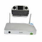iTaSee IT1 +I8 Air Mouse Quad-Core Android 4.2 Google TV Player w/ 2GB RAM / 8GB ROM /  HDMI EU