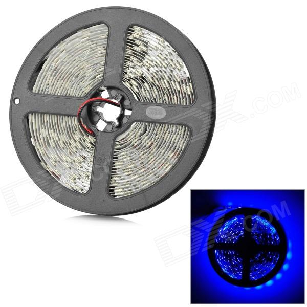 JRLED 60W 1500lm 465 ~ 470nm 300-SMD 5050 LED Blue Car Light Газа (12/5 м)