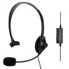 Wired Headset w/ Microphone for PS4 - Black