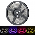 Waterproof 72W 5000lm 300 x SMD 5050 LED RGB Light Car Decoration Light Strip - (12V / 5M)