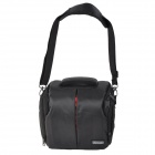 CADEN D3S High Density Thicken Nylon SLR Camera Bag - Black