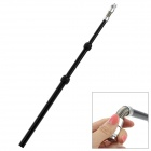 DSLR Rig 3/8'' Screw Support Rod w/ Belt for Steady Shooting Video Camera - Black