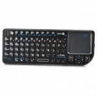 RII K02 Bluetooth Touchpad Mini Wireless Keyboard Mouse Combo