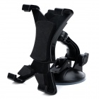 ZYZ-0806 360 Degree Rotatable Car Mount Holder w/ Suction Cup for Tablet PC - Black + White