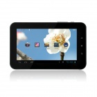 "V2  7"" Capacitive Screen Android 4.0 Tablet PC w/ TF / Wi-Fi / Camera / HDMI - Black"