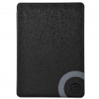 DISCOVERYBUY Protective PU Leather + PC Case Cover w/ Card Slot Stand for Ipad AIR - Black