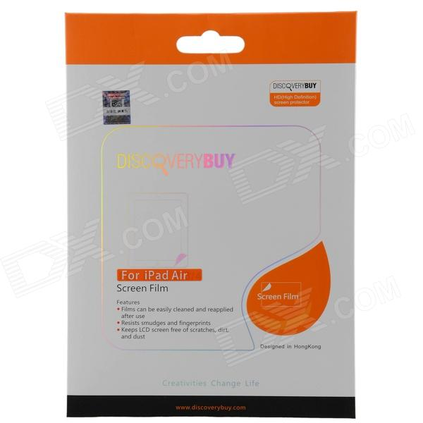 DISCOVERYBUY HD Screen Protector for Ipad Air - Transparent