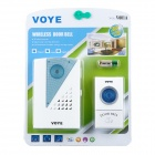 Wireless Remote Control Door Bell (10-Meter Range 38-Melody)
